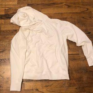Lululemon white Sweatshirt